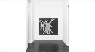 Contemporary art exhibition, Silke Otto-Knapp, What are the directions on a map? at Galerie Buchholz, Berlin