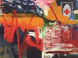 Oscar Murillo transforms energy into dynamic art
