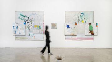 Contemporary art exhibition, Hyunjin Bek, Beyond Words at PKM Gallery, Seoul