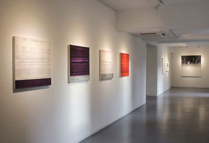 Exhibition view: Group Exhibition, Singapore Summer Show, Sundaram Tagore Gallery, Singapore (13 June–10 August 2019). Courtesy Sundaram Tagore Gallery.