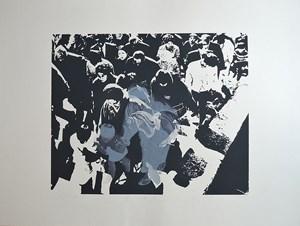 "Work""13"" by Katsuro Yoshida contemporary artwork"