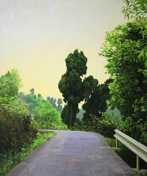 Paysage de la banlieue 城外風景 by Chen Jianzhong contemporary artwork