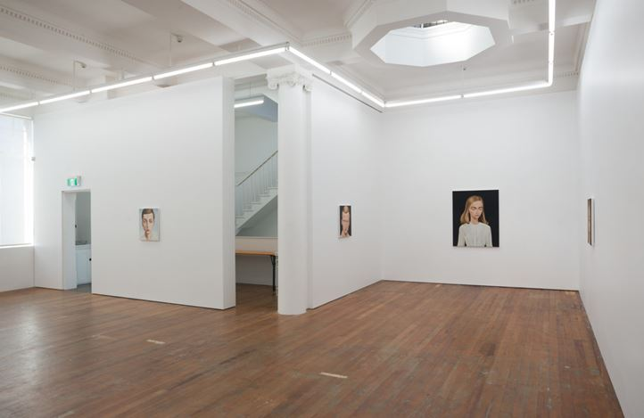 Exhibition view: Peter Stichbury, Altered States, Michael Lett (30 May–30 June 2018). Courtesy Michael Lett.