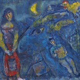 Marc Chagall contemporary artist