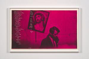 in memory of rfk by Corita Kent contemporary artwork print