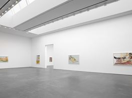"Alice Neel<br><em>Freedom</em><br><span class=""oc-gallery"">David Zwirner</span>"