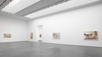 Contemporary art exhibition, Alice Neel, Freedom at David Zwirner, New York