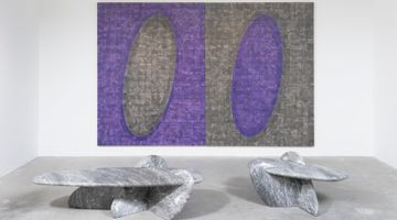 Contemporary art exhibition, Group Exhibition, Material Space at Lehmann Maupin x Carpenters Workshop Gallery in Aspen, 536 West 22nd Street, New York, USA