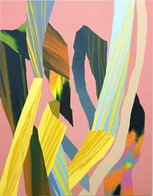 Moonflower I by Noël Skrzypczak contemporary artwork