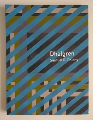 Dhalgren / Samuel R. Delany by Heman Chong contemporary artwork