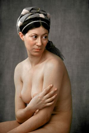 Sophie (b) by Frank Horvat contemporary artwork