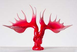 Shoeform (Ovaries) by Patricia Piccinini contemporary artwork