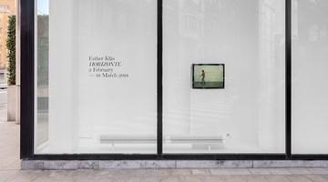 Contemporary art exhibition, Esther Kläs, HORIZONTE at Xavier Hufkens, Brussels