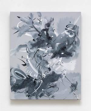 Figment 1b by Fiona Rae contemporary artwork