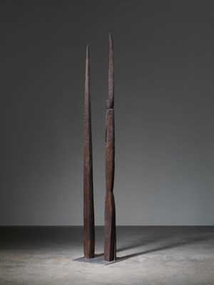 Knife Couple by Louise Bourgeois contemporary artwork