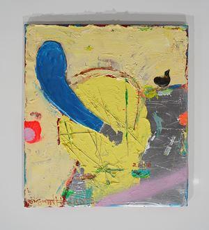 Garis Teduh #2 by Gusmen Heriadi contemporary artwork