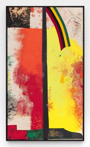 WIDW. WILDFIRE. by Sterling Ruby contemporary artwork