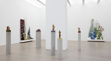 Contemporary art exhibition, Bharti Kher, The Unexpected Freedom of Chaos at Perrotin, New York