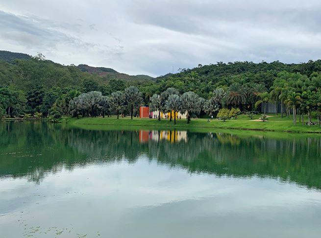 The Magnificent Seven Art Sites: Inhotim, Brazil