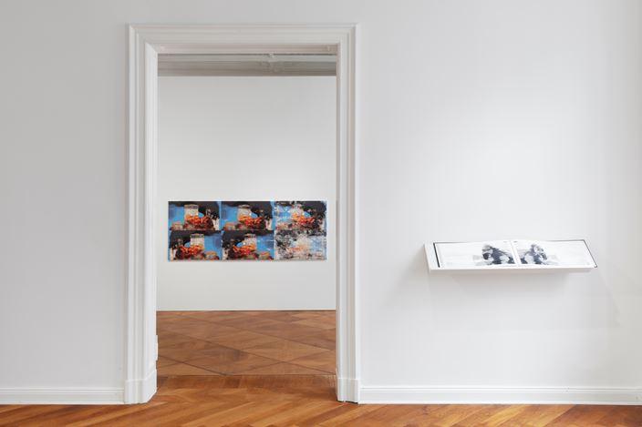 Exhibition view: Alpin Arda Bagcık, Apocrypha, Zilberman Gallery (22 November–8 February 2020). Courtesy Zilberman Gallery.