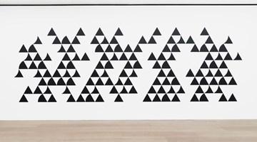 Contemporary art exhibition, Bridget Riley, Recent Paintings 2014-2017 at David Zwirner, London, United Kingdom