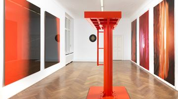 Contemporary art exhibition, Anne Imhof, Imagine at Galerie Buchholz, Berlin, Germany