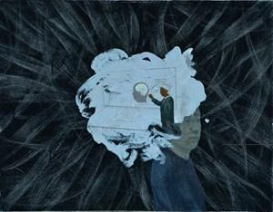 Idea by Zhai Liang contemporary artwork mixed media