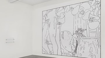 Contemporary art exhibition, Louise Lawler, No Drones at Metro Pictures, New York