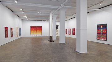 Contemporary art exhibition, Group Exhibition, Ravelled Threads at Sean Kelly, New York