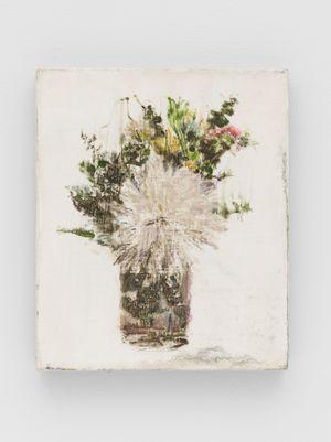 Wet Flowers by Van Hanos contemporary artwork