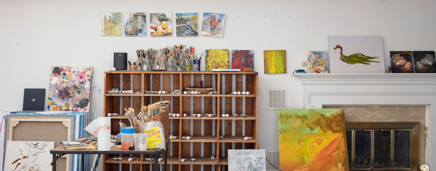 Virtuosic Painter Van Hanos Resists Categorisation