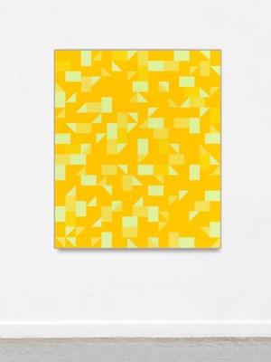 Mit Henkeln aus Nephrit by Gregor Hildebrandt contemporary artwork