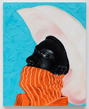 Steady Gaze by Otis Kwame Kye Quaicoe contemporary artwork