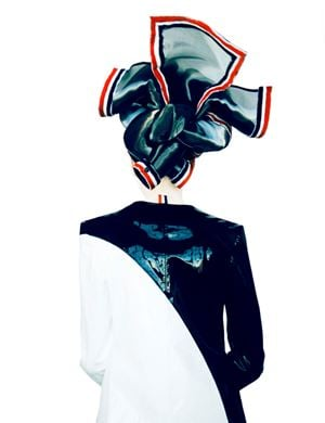 Thom Browne, Old Future by Erik Madigan Heck contemporary artwork