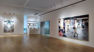 Contemporary art exhibition, Group Exhibition, Transformation of Practices at Tang Contemporary Art, Hong Kong