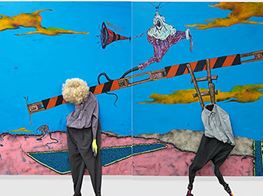 South African art shines at the Armory Show