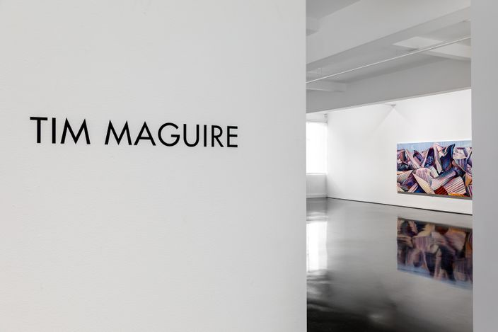 Exhibition view: Tim Maguire, Old World, New Work, Tolarno Galleries, Melbourne (13 March–10 April 2021). Courtesy Tolarno Galleries.