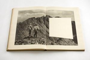 Tabula Rasa Edition by John Stezaker contemporary artwork