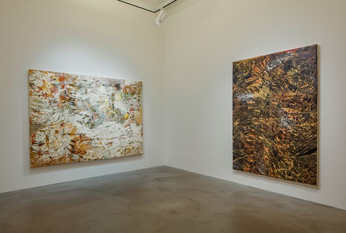 Exhibition view: Angel Otero,Born in the Echoes,Lehmann Maupin, Hong Kong (26 May–2 July 2016). Courtesy the artist and Lehmann Maupin, New York and Hong Kong. Photo: Kitmin Lee.