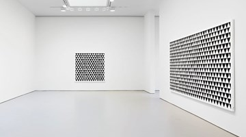 Contemporary art exhibition, Bridget Riley, Bridget Riley at David Zwirner, 19th Street, New York, USA