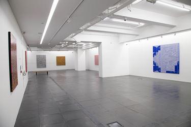 Exhibition view: Lu Xinjian, Boogie Woogie, de Sarthe, Hong Kong (19 May–7 July 2018). Courtesy de Sarthe.