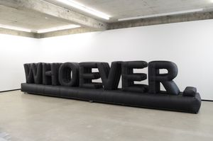 WHOEVER by Elisabeth Pointon contemporary artwork
