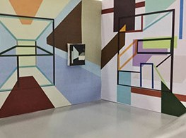 Liang Manqi plays with perspective at Contemporary by Angela Li