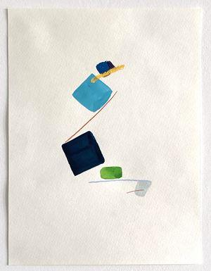 Keith by Henrik Eiben contemporary artwork