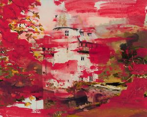 Interference by Melora Kuhn contemporary artwork