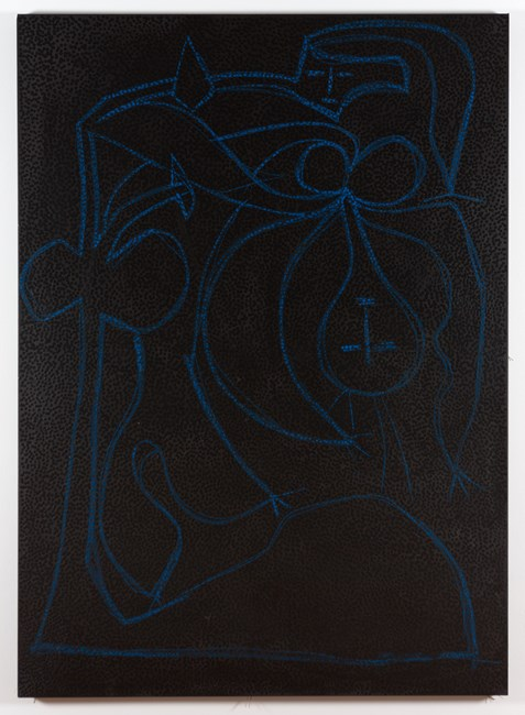 Untitled (LBCP #21) by Daniel Boyd contemporary artwork