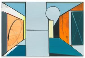 Zimmer by Thomas Scheibitz contemporary artwork