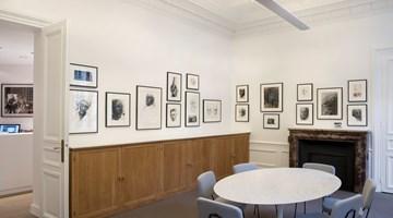 Contemporary art exhibition, Ernest Pignon-Ernest, Figurae at Galerie Lelong & Co. Paris, 13 Rue de Téhéran, Paris