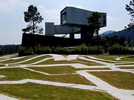 'Mountain Sites: Views of Laoshan' at Sifang Art Museum