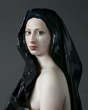 Refuse Veil by Hendrik Kerstens contemporary artwork
